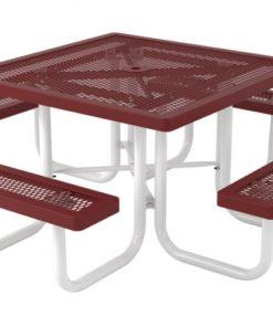 Regal Picnic Table - Square - Portable