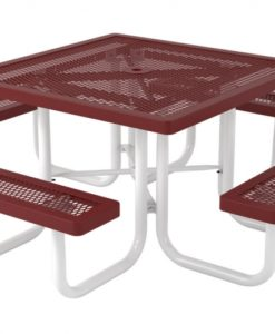 Regal Picnic Table - Square - Portable