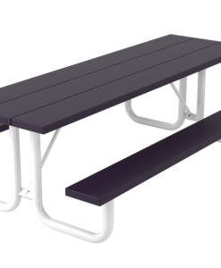 Plasti-Plank Picnic Table - Rectangular - Portable