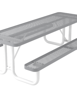 UltraLeisure™ Picnic Table - Rectangular - Portable