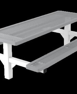 Regal Picnic Table - Rectangular - Pedestal