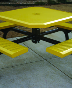 Infinity Innovated Picnic Table - Octagon - WEB