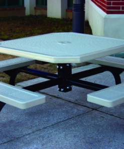 Innovated Picnic Table - Octagon - WEB