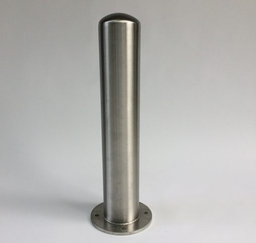 Stainless Steel Bold Down Safety Bollard