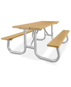 recycled plastic picnic tables commercial recycled plastic picnic tables park warehouse