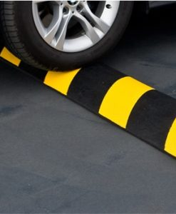 Recycled Rubber Speed Bump