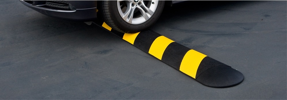 Image result for rubber speed bump