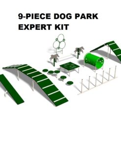 DOG PARK EXPERT AGILITY KIT