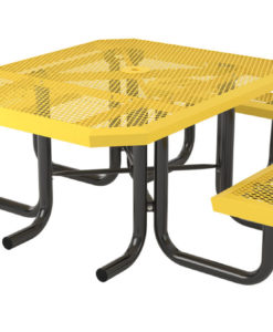 octagon shaped picnic tables - octagon picnic tables - park warehouse