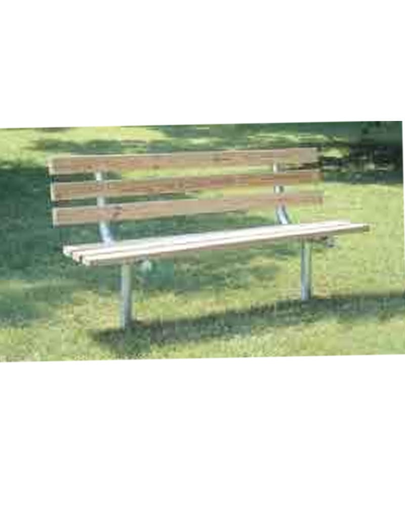 Peachy Wooden Park Bench 2 X 10 Planks Park Warehouse Lamtechconsult Wood Chair Design Ideas Lamtechconsultcom