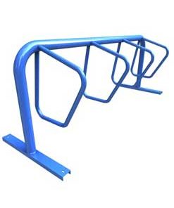 Powder Coated Bike Racks