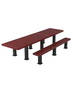 Rectangular Picnic Tables