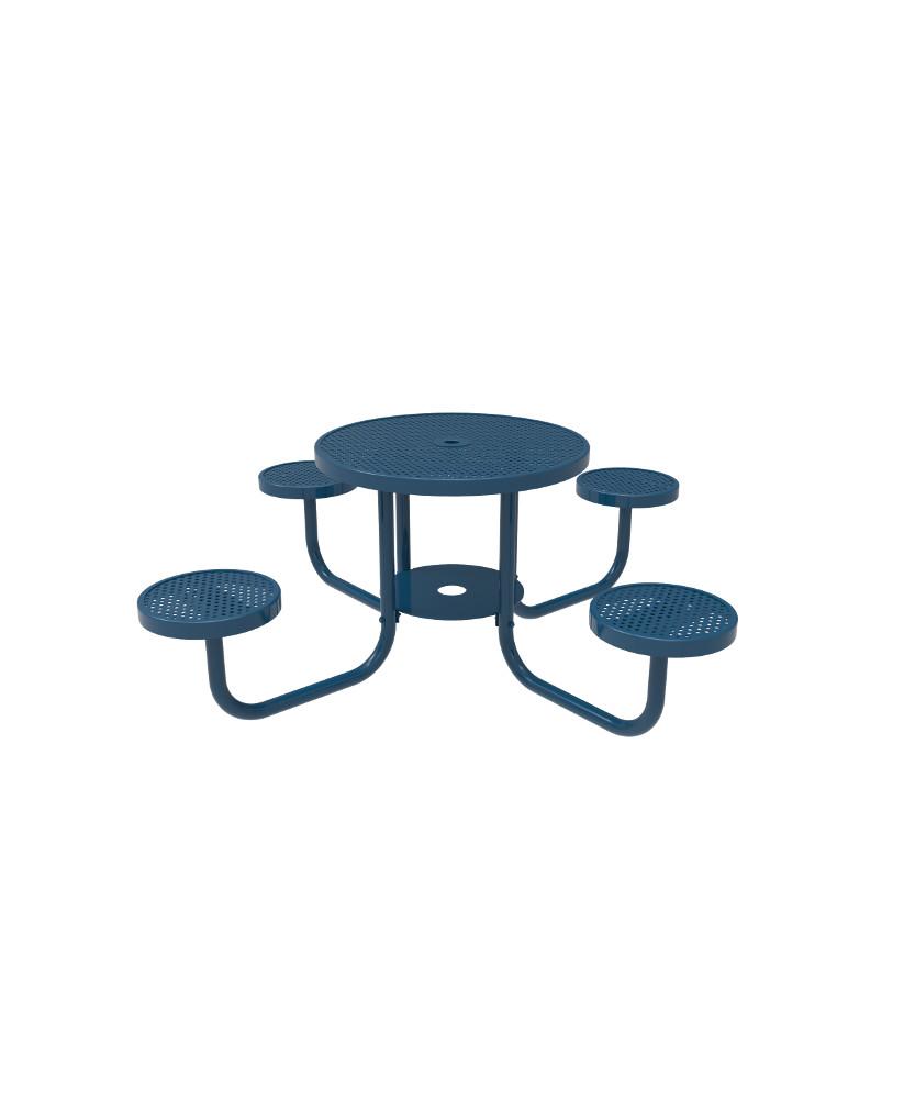 36 Round Patio Table Parktastic Park Warehouse