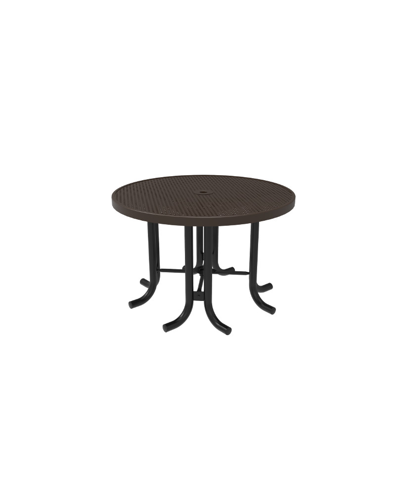 46 Inch Round Table.46 Round Cafe Table Parktastic