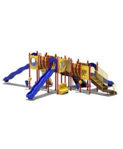 Age 5-12 Commercial Playgrounds