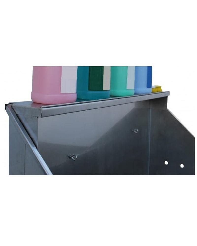 Tub Shelf for the Pet Bathing Tub - Industry Standard & Walk Through ...