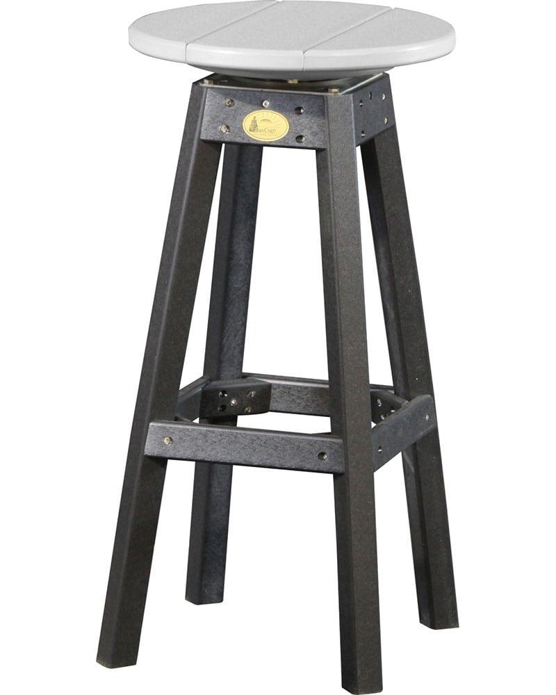 Bar Stool High Density Polyethylene Park Warehouse : bar stool high density polyethylene dove gray black from parkwarehouse.com size 800 x 1000 jpeg 65kB