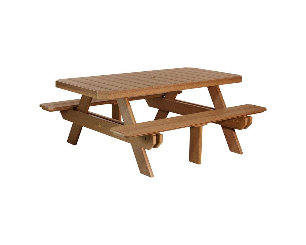 Picnic table 6ft rectangular high density polyethylene park sku 446pt150 categories picnic tables watchthetrailerfo