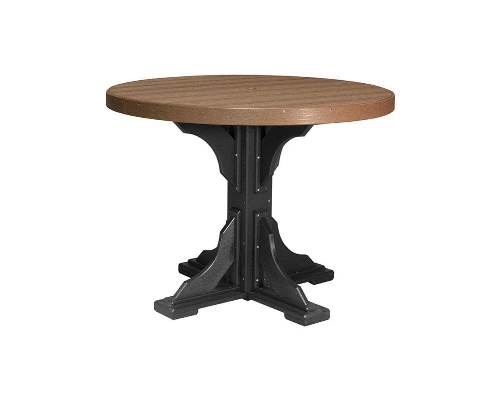 Round Table U2013 4ft Table Top U2013 High Density Polyethylene