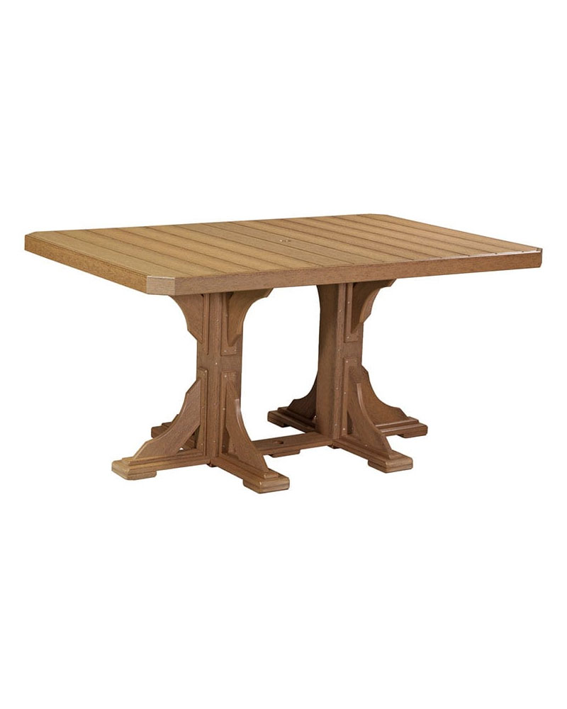 Rectangular Table U2013 4ft X 6ft Table Top U2013 High Density Polyethylene