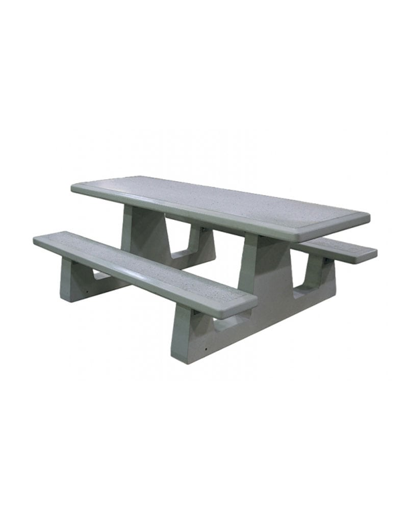 Sku 544pt210 Categories Concrete Picnic Tables