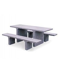 Concrete Picnic Tables