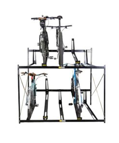 Indoor Bike Storage Rooms