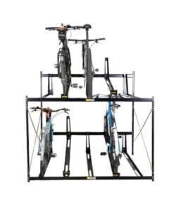 Indoor Bike Storage Rooms