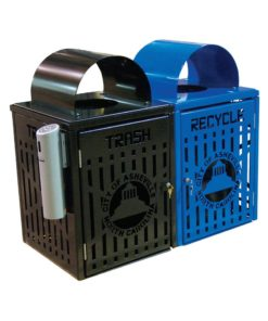 Recycling Receptacles - Outdoor