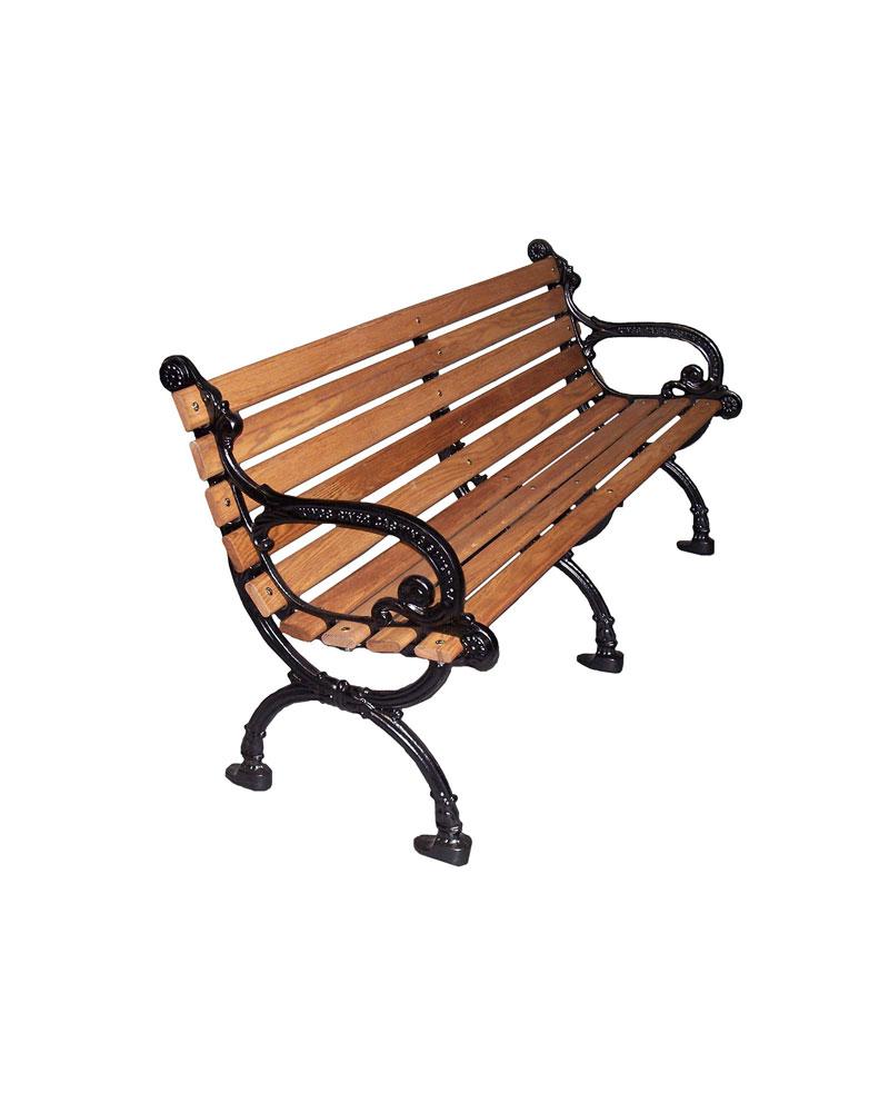 Park Bench Replacement Wood Slats: Oak Wooden Slats