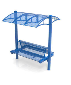 Metal Benches Steel Benches Metal Coated Benches