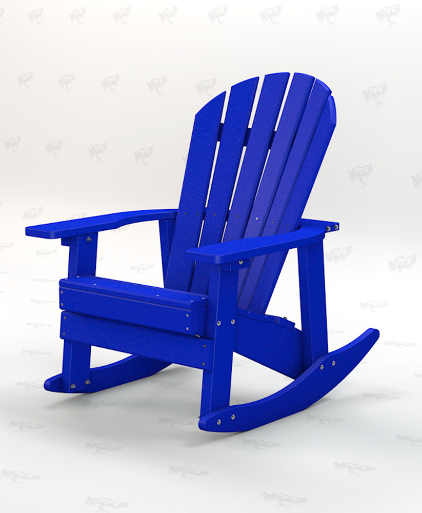 Swell Charleston Series Adirondack Rocking Chair Recycled Plastic Park Warehouse Pdpeps Interior Chair Design Pdpepsorg