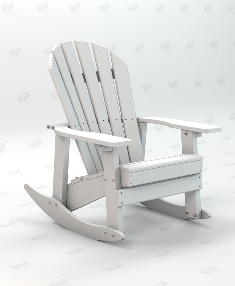 Awesome Charleston Series Adirondack Rocking Chair Recycled Plastic Park Warehouse Creativecarmelina Interior Chair Design Creativecarmelinacom
